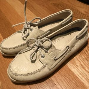 Sperry Topsider Leather